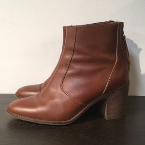 Madewell Shoes - Madewell ankle booties